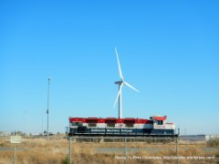 windmill off Hale Ranch
