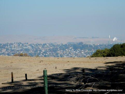 view of Benicia