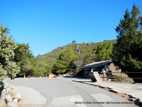 Mt Tam Visitors Center