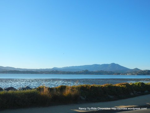 Richardson Bay-view of Mt Tam