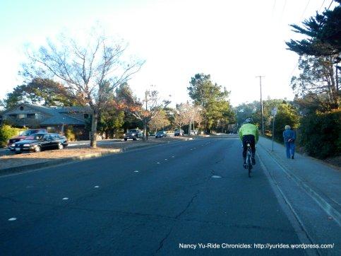 on Camino Alto