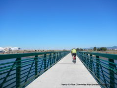 Bill Lockyer Bay Trail Bridge