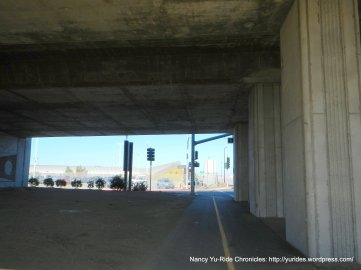 Airport Dr underpass