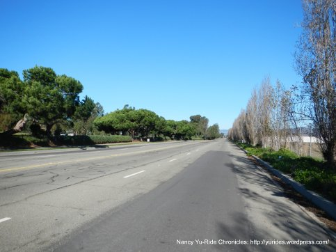 wide open lanes-Harbor Bay Pkwy