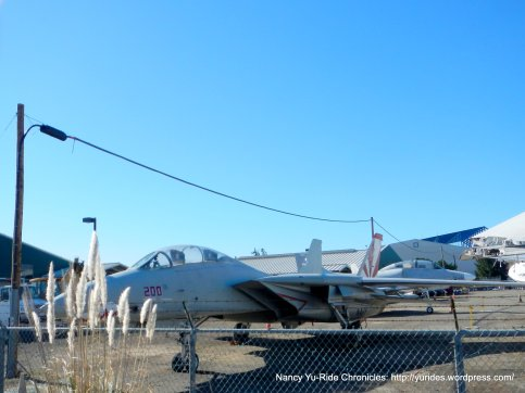 plane at Aviation Museum