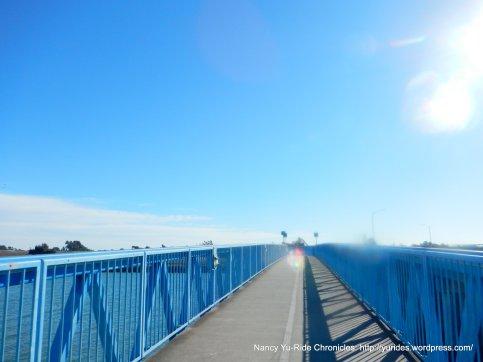 Bay Farm Island Bicycle Bridge