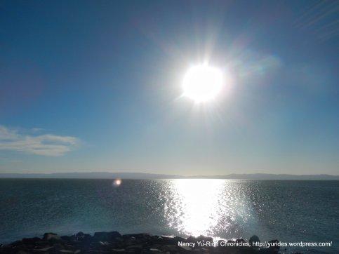 awesome SF Bay views!