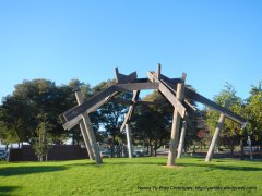 at Marina Park