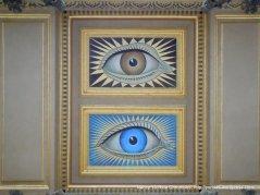 all seeing eyes