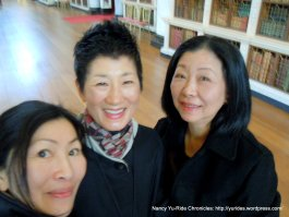 L-R selfie: Sister #10, Sister #7 & Sister #3