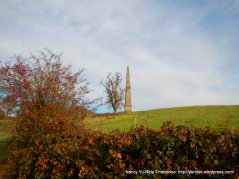 Welcombe obelisk