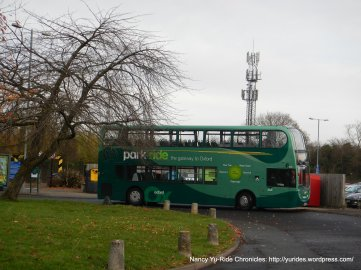 Pear Tree Park and Ride