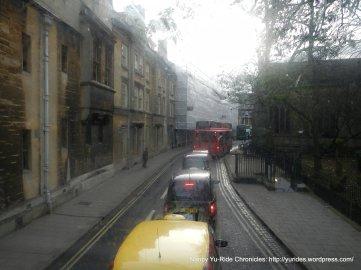 to Oxford Centre
