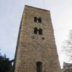 Saxon Tower of St Michael