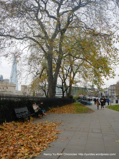 to Tower Hill
