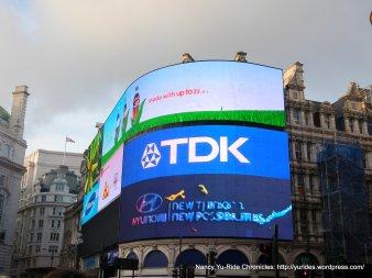 huge billboards