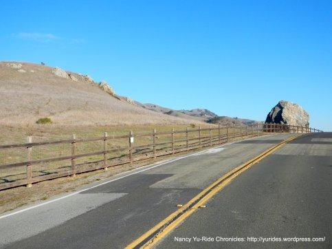 to Big Rock summit