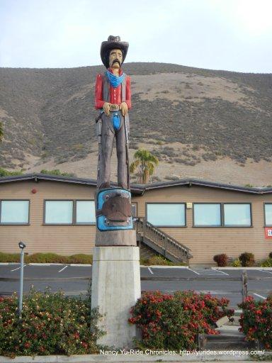 F. McLintock's cowboy