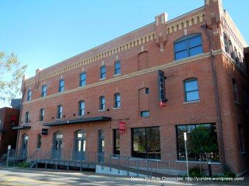 Railroad Square Building-1912