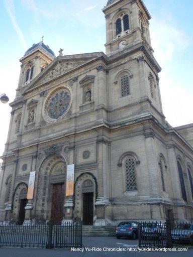 Eglise Saint François Xavier