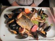 roasted seafood