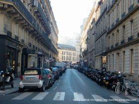 Rue des Saints Peres