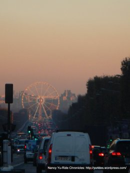 Le Grand Roue-Place De la Concorde
