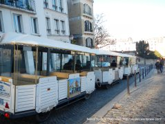 le Petit Train de Montmartre