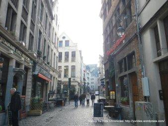Rue des Chapeliers
