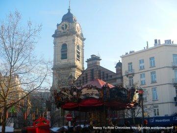 carousel at Place Sainte-Catherine