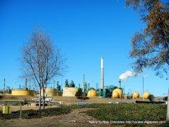 Valero refinery