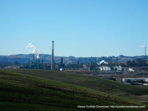 local refineries