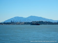 view of Mt Diablo-Carquinez Strait