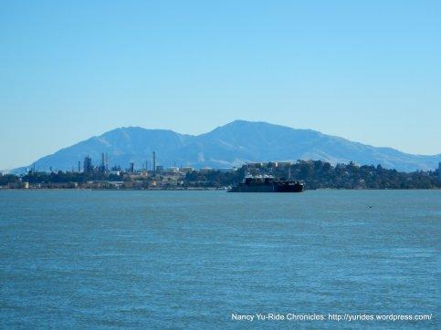 view of Mt Diablo-Carquinez Strait