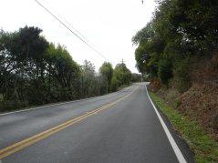 climb up Pt Reyes Petaluma Rd to CA-1