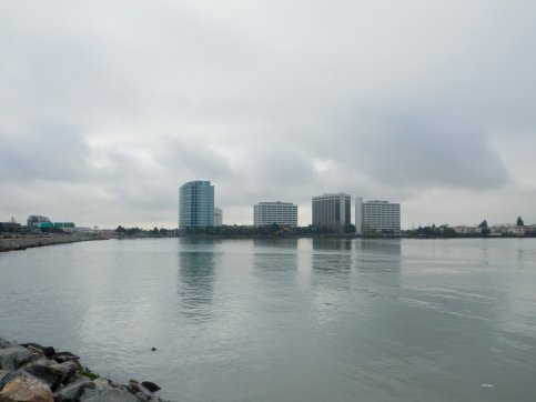 view of Emeryville