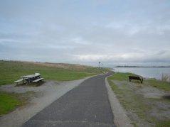 Multi-use path-Cesar Chavez Park