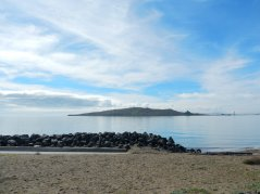 view of Brooks Island