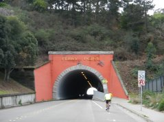 Ferry Point tunnel