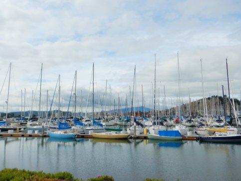 Pt Richmond Marina