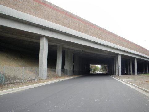 Laurel Dr-I-680 underpass