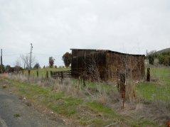 old wooden structure-Camino Tassajara