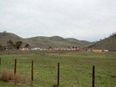 Camino Tassajara-horse ranch