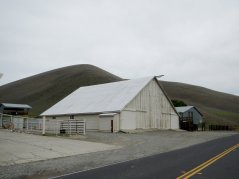 Highland Rd=white barn