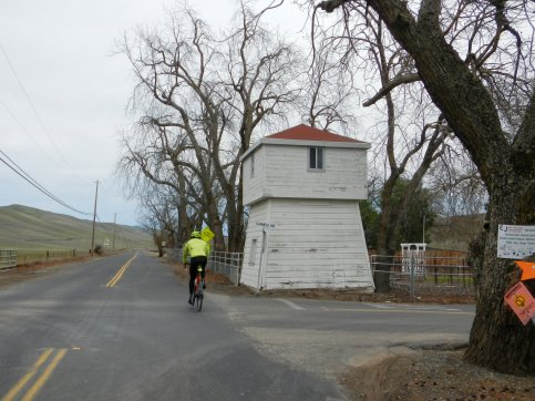 Highland Rd-old tower