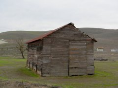 Collier Canyon Rd-gorgeous barn