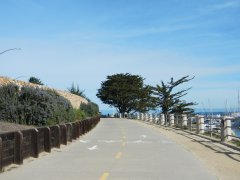 Rec Trail to Pacific Grove