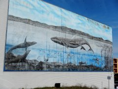Cannery Row mural