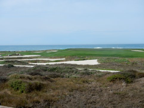 Spanish Bay golf links