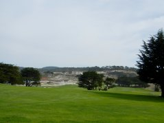 greens at Spyglass golf course